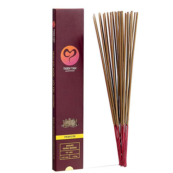 Nhang Trầm Hương Cao Cấp 2 - 30 cm